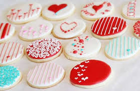valentines day cookies valentines day cookies i am baker