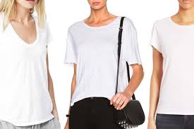 Hanes Our Most Comfortable T Shirt What U0027s The Best White T Shirt For Women