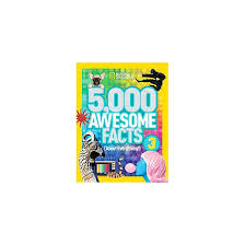 5 000 awesome facts about everything 3 hardcover target