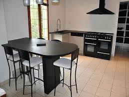plan table de cuisine table plan de travail cuisine table de cuisine noir chaios com
