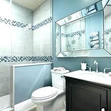 blue bathrooms decor ideas blue bathroom walls chic and stylish bathrooms with black walls blue