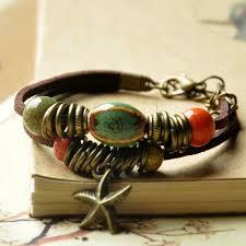 ceramic link bracelet images Starfish bohemian fashion bracelet for women tbh gadgets jpg