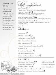 Royal Caribbean Main Dining Room Menus Cruise With Gambee - Dining room menu