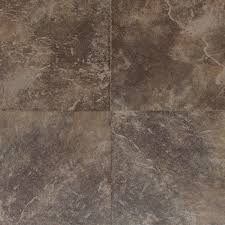 continental slate 6 x 6 porcelain field tile in moroccan brown