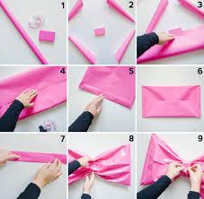 tutorial membungkus kado simple 10 cara bungkus kado kreatif yang pastinya bikin si dia suka