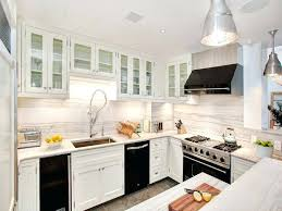 off white kitchen cabinets with stainless appliances white kitchen cabinets black appliances kgmcharters com