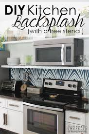 Chalkboard Kitchen Backsplash by 59 Best Kitchen Backsplash Splash Images On Pinterest