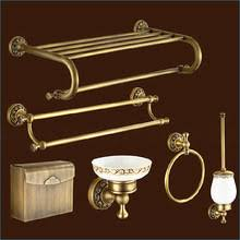 Bathroom Hardware Sets Compare Prices On Bathroom Accessories Bronze Online Shopping Buy