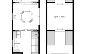 houses floor plan cabin plans tiny floor plan houses inside house on wheels small