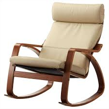 Modern Reading Chair In The Living