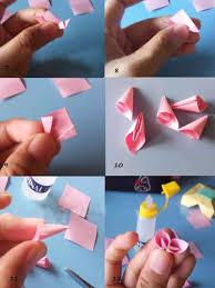 cara membuat origami bunga yang indah cara membuat origami bunga sakura yang cantik