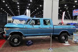 Old Ford Unibody Truck - 2016 detroit autorama