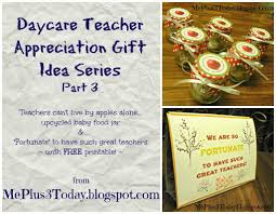 daycare teacher appreciation gift day 3 chocolate and fortune