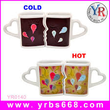 water couple colour changing mugs for love items buy couple