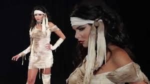 Mummy Halloween Costumes Girls Mystical Mummy Woman U0027s Costume 01366