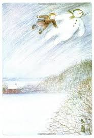 the snowman raymond briggs a fav of mine and my to this
