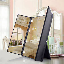 Magnifying Makeup Mirror With Light Lighted Makeup Mirror Ebay