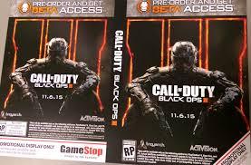 gamestop black friday deals neogaf rumor black ops 3 beta for pre orders release date 11 6 15 on a