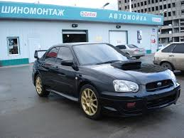 2004 subaru impreza sti s203 related infomation specifications