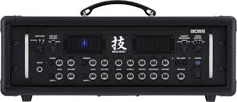 boss waza amp supports steve vai u0026 ultimate blues dual tone