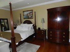 mahogany bedroom furniture sets with 5 pieces ebay