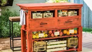 how to home u0026 family diy kitchen island hallmark channel
