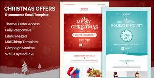 25 christmas newsletter templates psd u0026 html format download