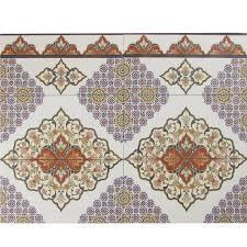 marokkanische fliesen bordüre ifran orientalische len