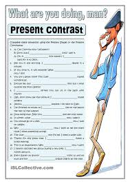 106 best the present continuous images on pinterest english