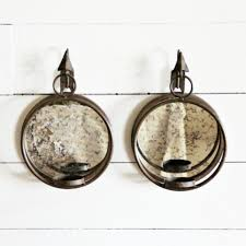 Wall Sconces Candles Holder Door Knocker Wall Sconce Candle Holder Antique Farmhouse