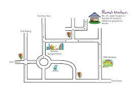 membuat undangan sendiri di rumah video tutorial 10 lukis map lokasi majlis guna powerpoint youtube