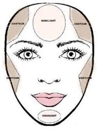 make up tips tricks 3 your heart shape face