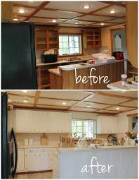 we bought a farmhouse kitchen cabinets before u0026 after