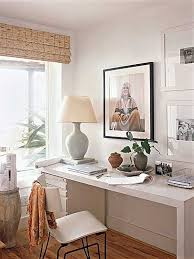 White Small Home Office Ideas Home Design And Interior - Home office interior