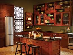 Kitchen Colors With Oak Cabinets Kitchen Cabinets Kitchen Color Ideas With Oak Cabinets And
