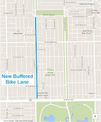 divvy bike map bike walk logan square enhancing the environment for walking and