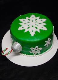 ornament cake designs happy holidays