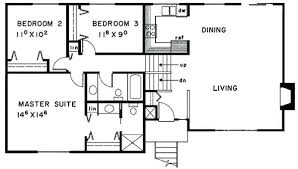 split level house plan split level home plans split level house plans split level home