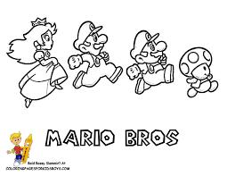 mario coloring book click the paper mario and luigi coloring