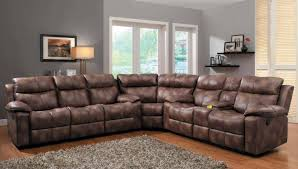 Reclining Sectional Sofas Sofa Grey Sectional Grey Sectional Sofa L Sectional Grey
