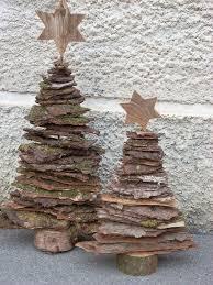 weihnachtsdekoration aus holz die besten 25 weihnachtsdeko aus holz ideen auf