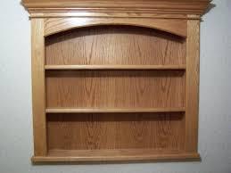 wall hung shelf unit
