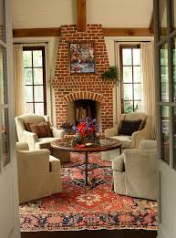 living room with brick fireplace paint colors home design ideas