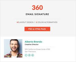 100 gmail signatures templates github fadeit responsive