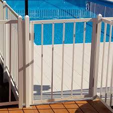 decks u0026 fences premium aluminum build material kayak pools