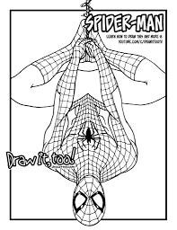 spider man classic comic version tutorial u2013 draw it too