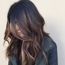 how to fade highlights in hair dark brown hairs top 10 highlights for dark brown hair in 2018 fantastic88