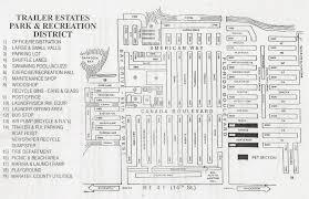 Bradenton Florida Map by Map Of Trailer Estates