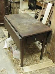 Pine Drop Leaf Table And Chairs Drop Leaf Table Pembroke Millcreek Woodworking