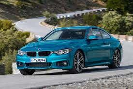 bmw 4 series facelift arrives with a new look and more kit for